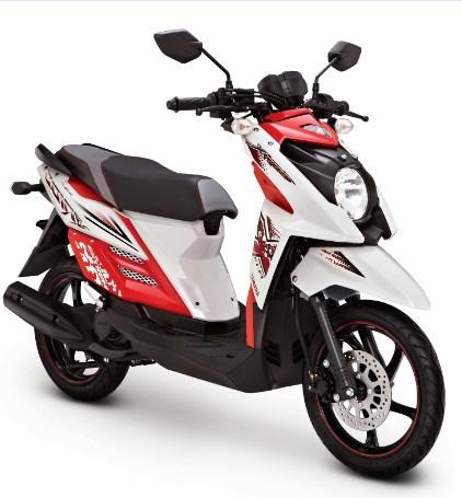 Jual Yamaha X Ride