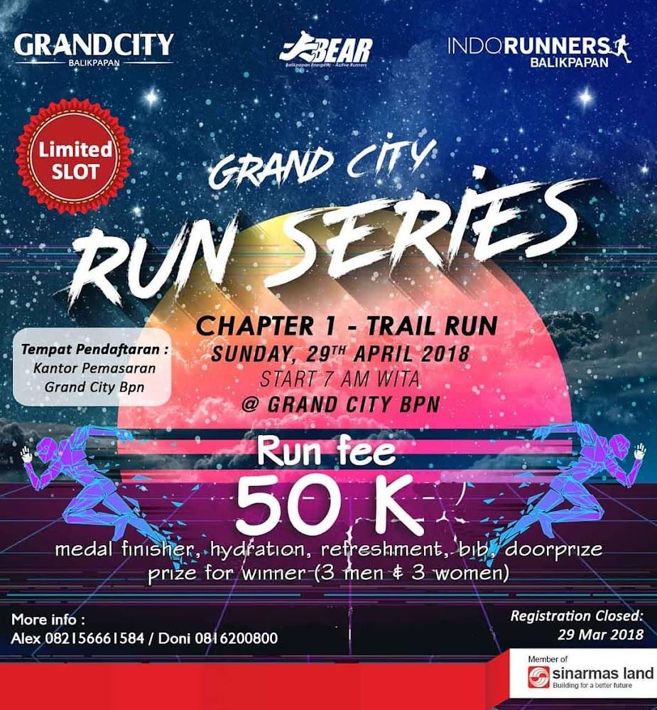 Grand City Run Series • 2018