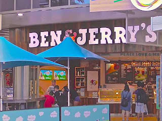 Ben and Jerry's Centro Paradise Centre