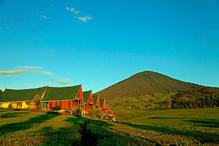 Rute Pendakian Gunung Dempo