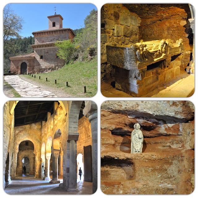 Monasterios de Suso y Yuso