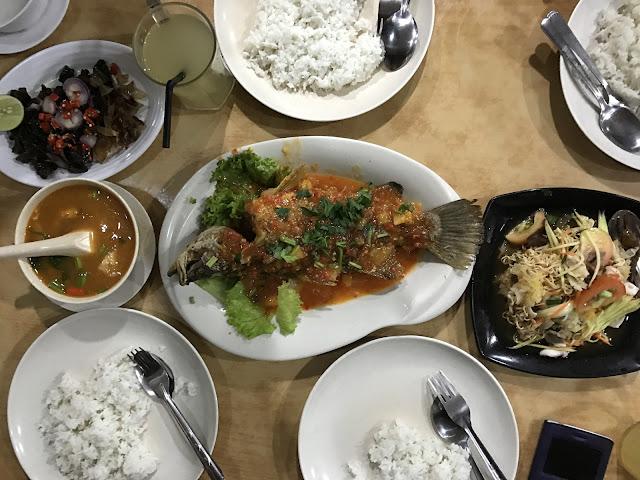 Suraya Seafood Kampung Baru