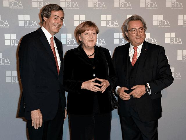 Vokietijos darbdavių sąjunga pareikalavo atvirų Vokietijos sienų