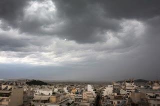 Αλλάζει ο καιρός με βροχές και καταιγίδες τις επόμενες μέρες