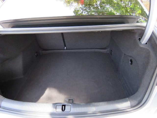 Audi A3 Sedan 1.4 Flex - porta-malas