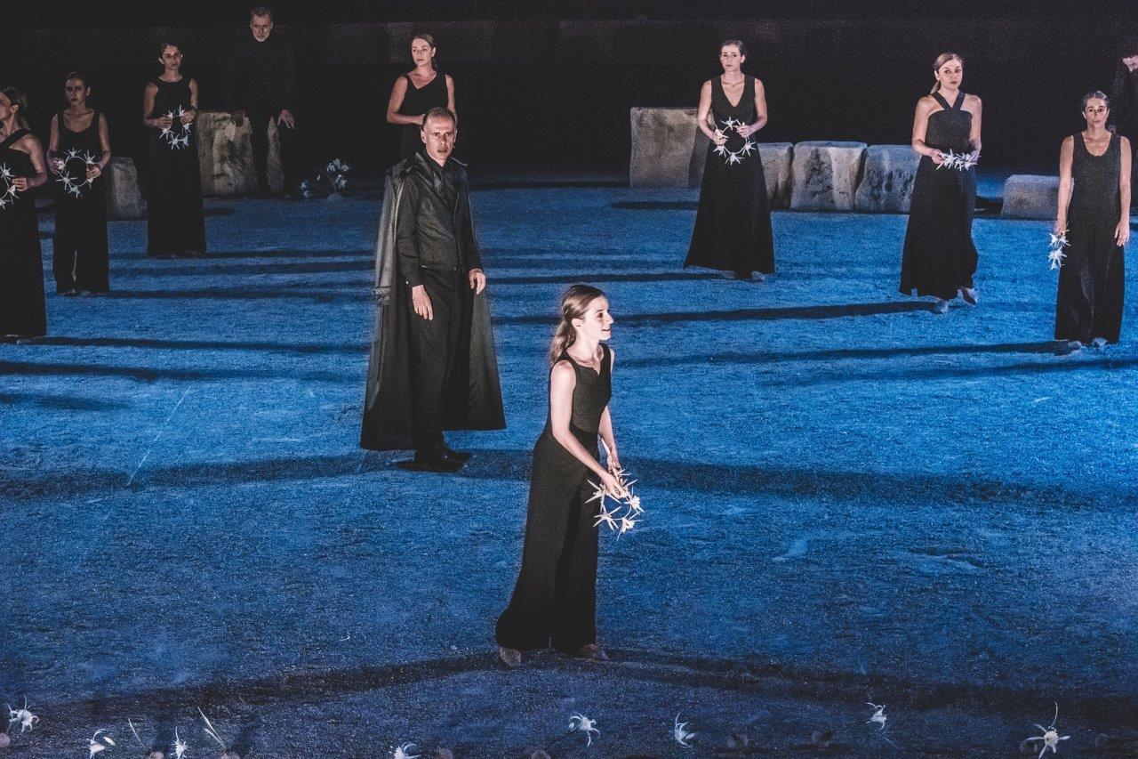 Με Τη Θεατρική Παράσταση, «Ιφιγένεια Η Εν Αυλίδι», Κλείνει Το 48Ο Φεστιβάλ Ολύμπου - Η Καθημερινή Ενημέρωση Για Την Κατερίνη Και Την Πιερία - Ολύμπιο Βήμα