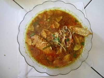 Resep soto Ayam Koya, Perlu di Coba