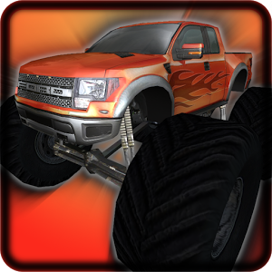 Download gratis Monster Truck Simulator HD APK