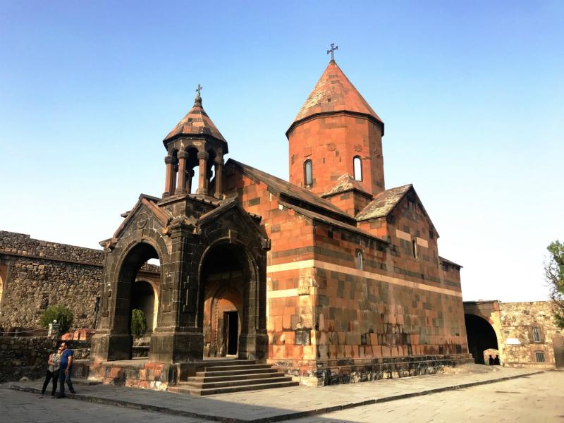 Khor Virap Monastery - Trip to Armenian