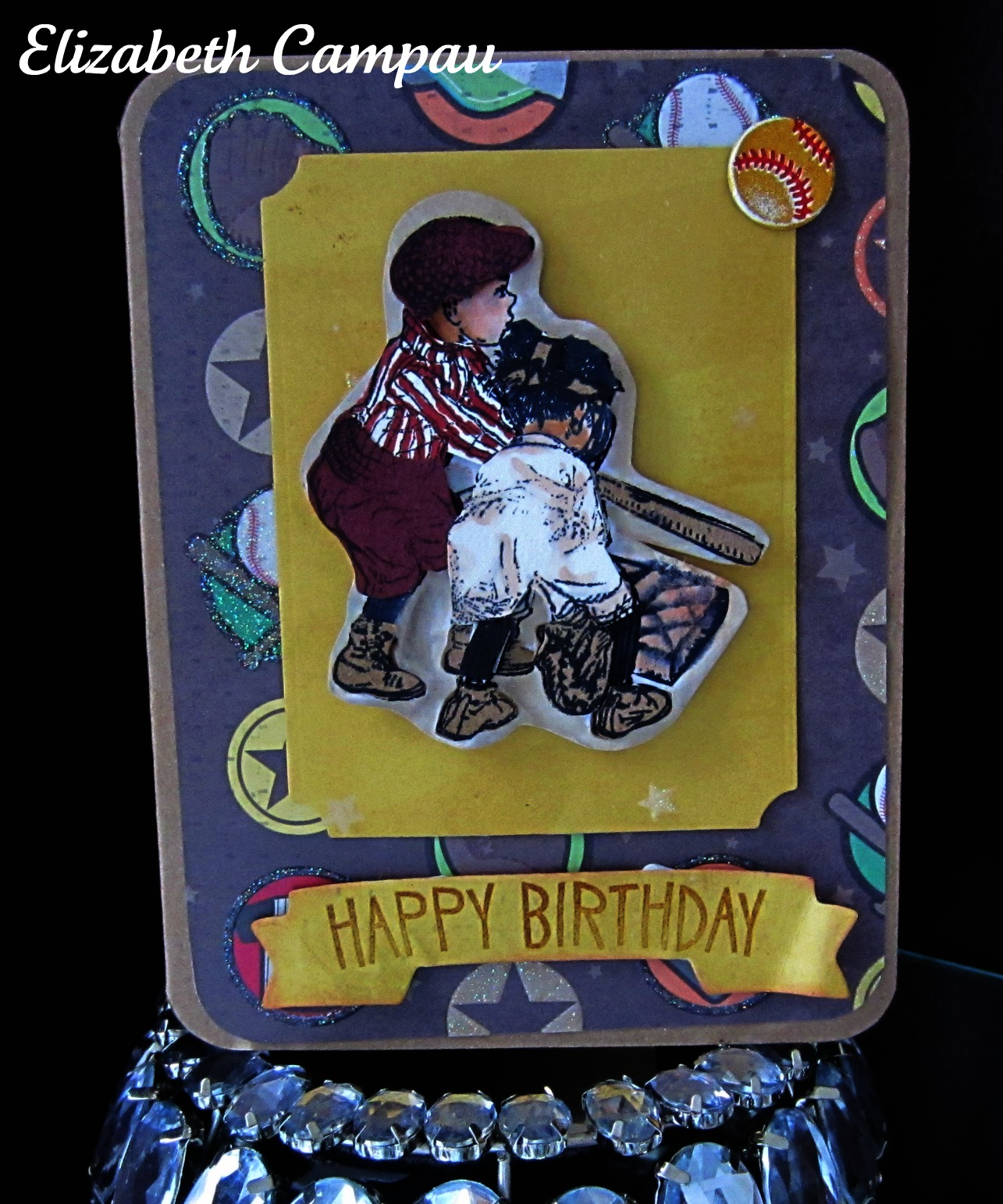 Visions Of Paper: Piece Of Birthday-OWH Virtual Card