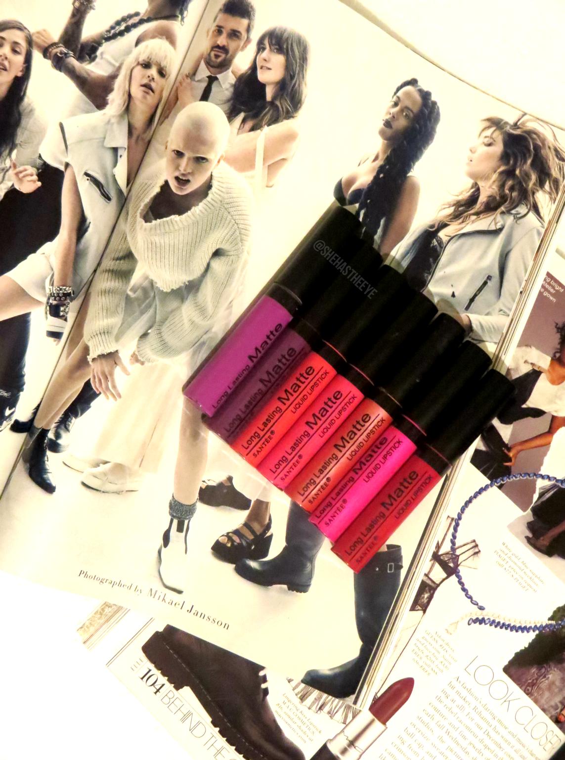 cheapest liquid lipstick video