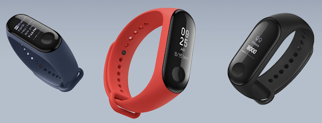 Xaiomi Mi Band 3 : New Fitness Tracker for Young India