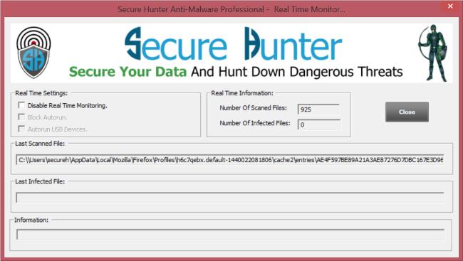 Secure Hunter Anti-Malware Pro Free