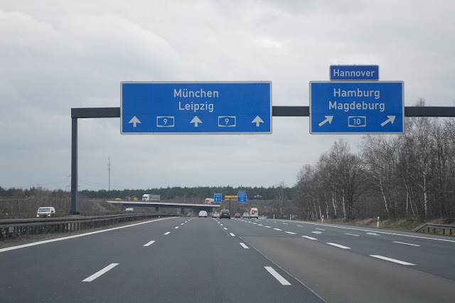 Viagem de carro de Colônia até Munique