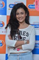 Cute Actress Misti Chakravarthi at Babu Baga Busy Team at Radio City ~  Exclusive 8th April 2017 038.JPG