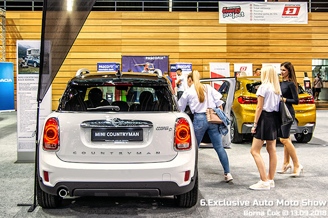 6.Exclusive Auto Moto Show @ EAMS, Rijeka 13.-16.09.2018