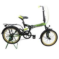 Sepeda Lipat Element