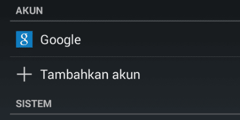 cara logout gmail di hp samsung