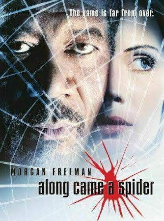 Poster Of Along Came a Spider 2001 In Hindi Bluray 720P Free Download