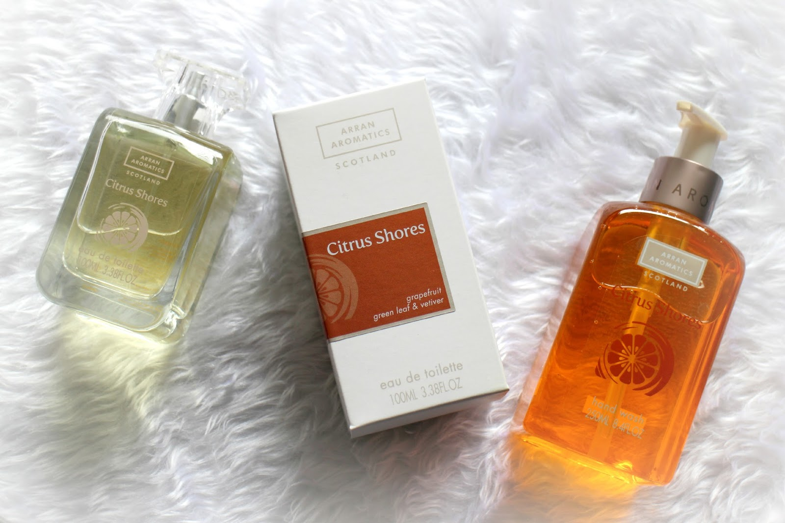 Arran Aromatics Citrus Shores