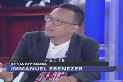 Ketua BTP Mania: Semoga Prabowo Nyusul Masuk Lapas Cipinang, Enak Kita Lihatnya, Reunian Gitu Loh