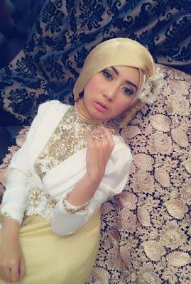 model hijab Igo Cantik cantik muka cantik wajah cantik dan hampir sange