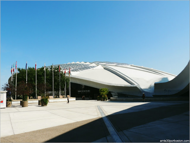 Parque Olímpico de Montreal: Biodôme