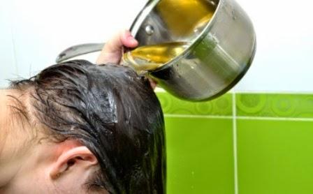 Jutaan Manfaat Minyak Zaitun Untuk Rambut 1516d69301