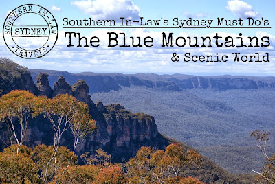 Scenic World Blue Mountains Review - Katoomba