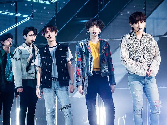 BTS at Inkigayo #1