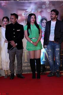 Rakhi Sawant at Music Launch Of Kutumb 006.JPG