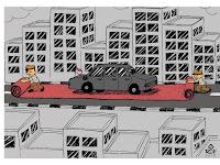 "Kartun ""Karpet Merah untuk Presiden"" Karya Abdul Arif"