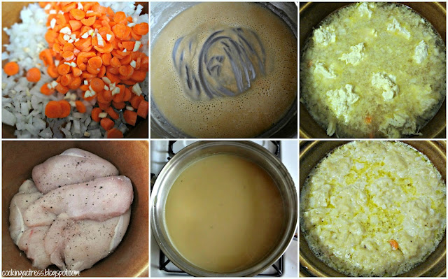 Crock-Pot Chicken and Dumplings