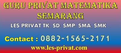 Guru Les Privat Matematika Semarang
