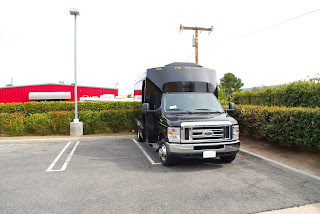 Party bus services in Santa Barbara, CA