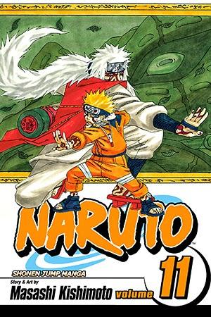 Naruto Tomo 11