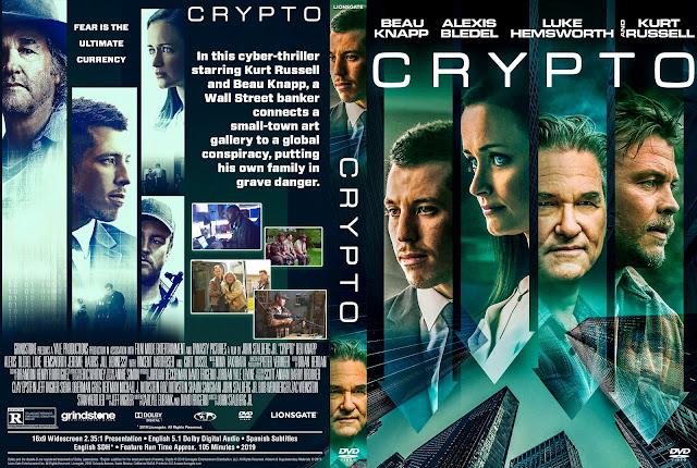 Crypto DVD DVD Cover