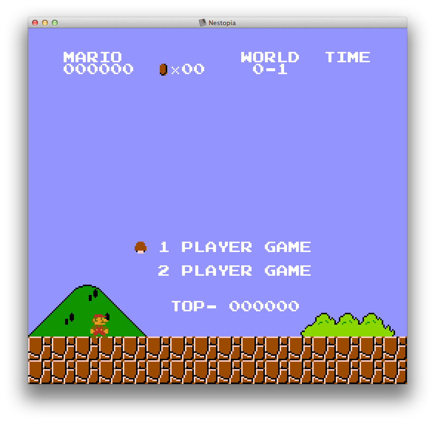 mac and i: Nostalgic Sunday - Play NES games on your Mac