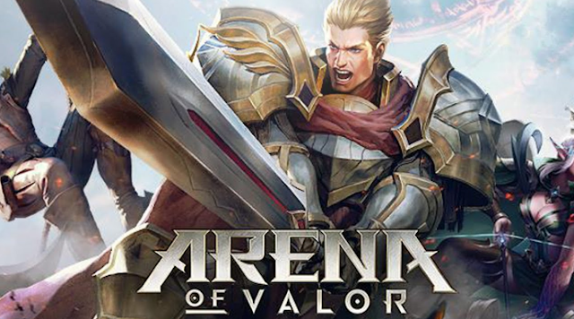 Tips Jadi PRO Bermain Mobile Arena (Arena of Valor)