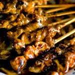 Kuliner Indonesia - Sate Kelinci Batu
