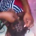 Woman chops off husband's mistress hair with kitchen knife after she catches them in bed (Video)