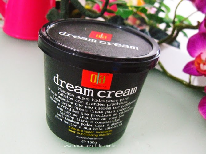 Máscara Dream Cream Lola