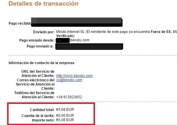 ganar dinero internet beruby