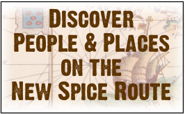 discover the new spice route