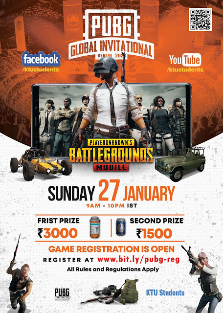 PUBG-Mobile-Gaming-Tournament-by-ktustudents.in