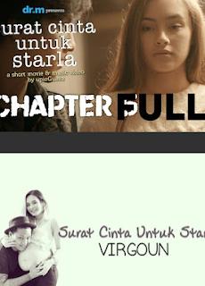 Download Film Surat Cinta Untuk Starla (2017) WEBDL