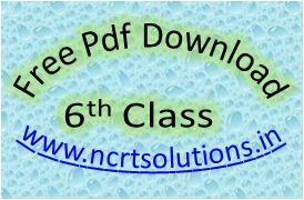Cbse Class 6 Pdf