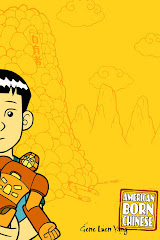 Cover of Gene Luan Yang's American Born Chinese