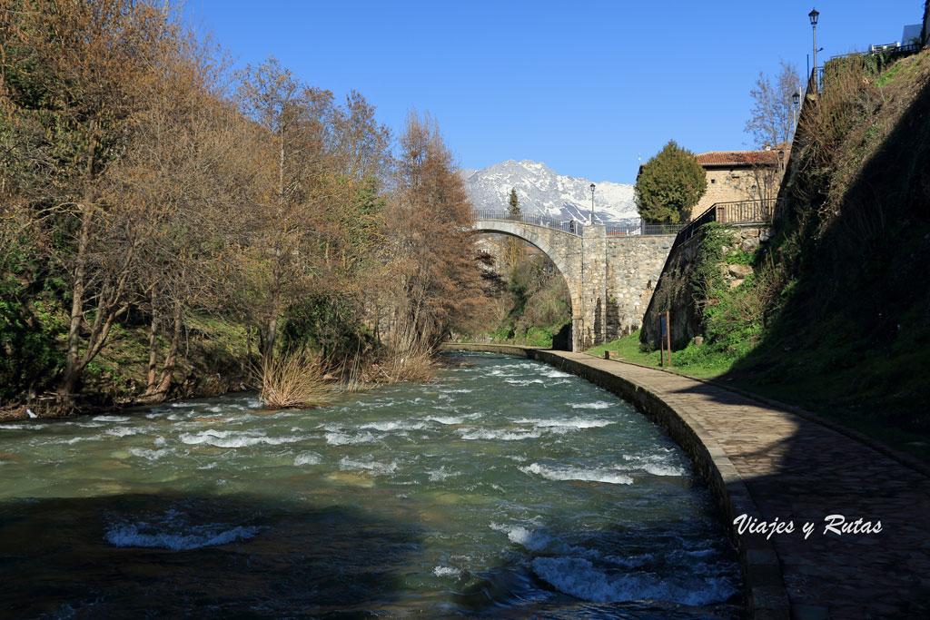 Paseo fluvial de Potes