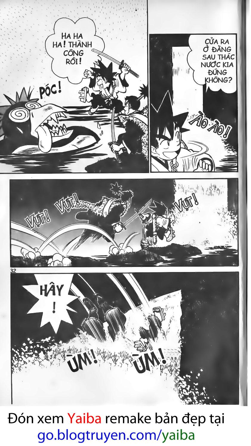 Yaiba chap 101 trang 11